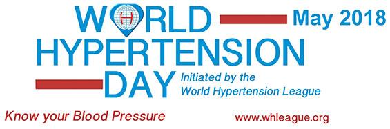 World Hypertension Day 2018