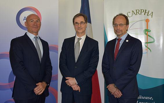 CARPHA and Agence Française de Développement (AFD)