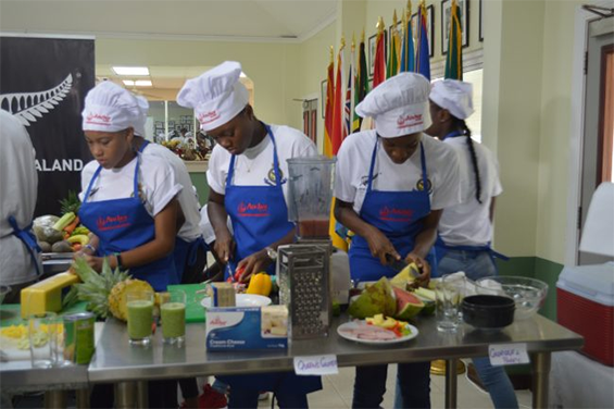 Coleridge & Parry School Win Sir Clifford Husbands Agriculture Challenge