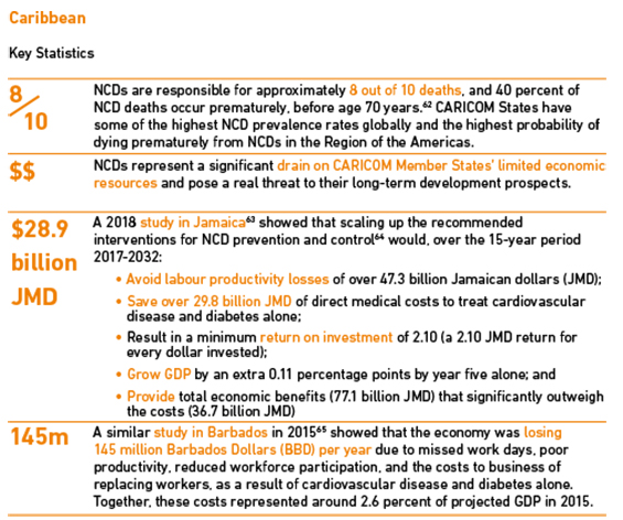 NCDs - Context and Situation Summary