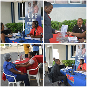 Events for WNTD in Jamaica