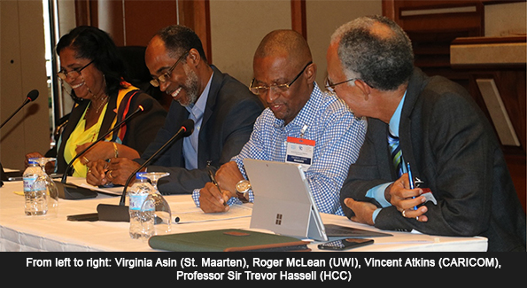 Advancing the Caribbean Cooperation in Health (CCH)