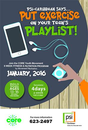 CORE Youth Movement Program