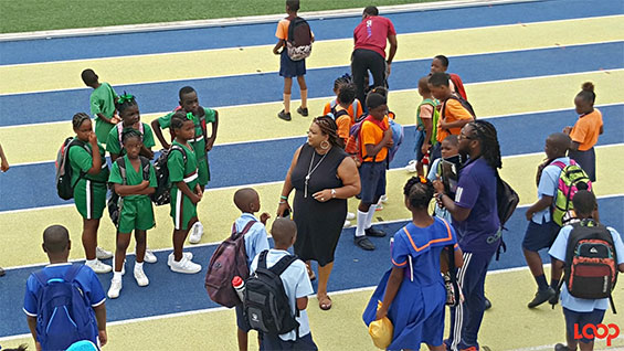 Childhood obesity being tackled on, off field by Sagicor and UWI Sport