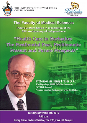 UWI Cave Hill Campus Faculty of Medical Services Lecture