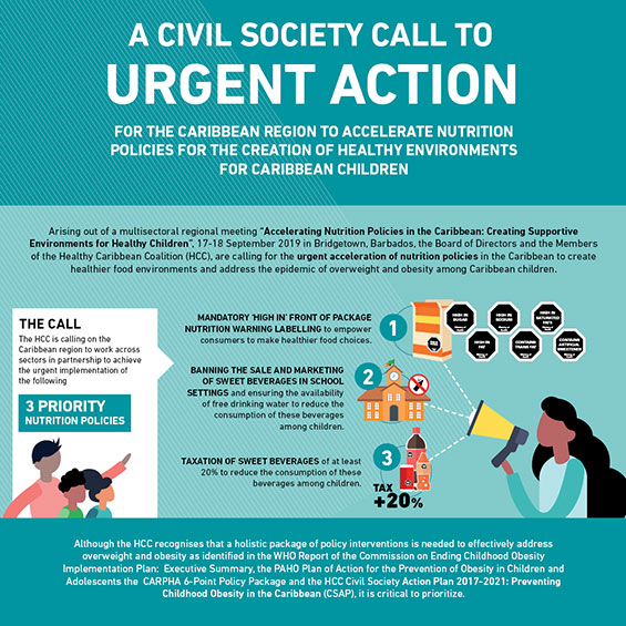 Call to Urgent Action