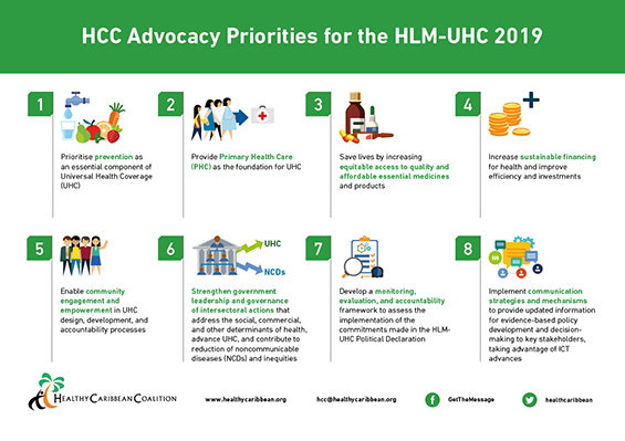 HCC Advocacy Priorities for the HLM-UHC 2019