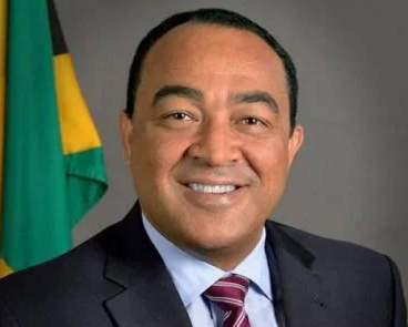 Dr Christopher Tufton Minister of Health for Jamaica
