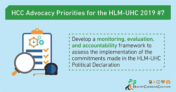 HCC's UHC advocacy priorities #7