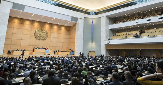72nd World Health Assembly 2019 (WHA72)
