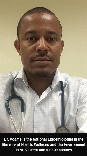Dr. Rosmond Adams
