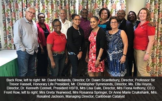 Heart & Stroke Foundation of Barbados