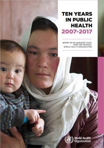 Ten years in public health 2007-2017