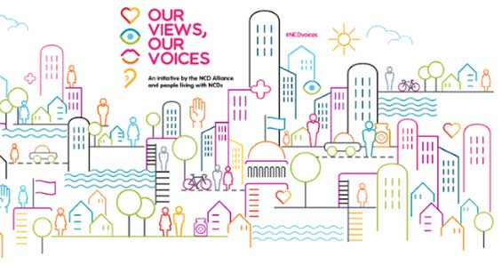 NCD Alliance Our Views, Our Voices