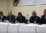 Closing Press Conference - CARICOM Heads of Government Meeting