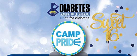 Diabetes Association of Barbados Camp Pride 2018
