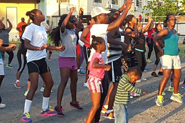 World Health Day Antigua and Barbuda