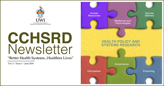 The Caribbean Centre for Health Systems Research and Development Newsletter