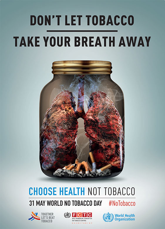 World No Tobacco Day 2019