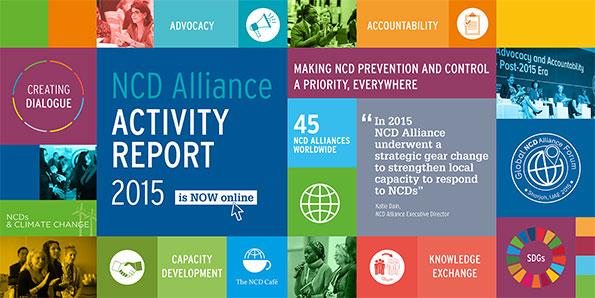 NCD Alliance Activity Report 2015