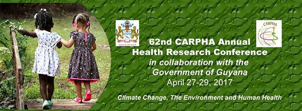 62nd CARPHA Annual Health Research Conference