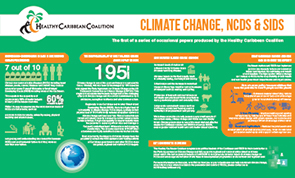 Climate Change, NCDs & SIDS