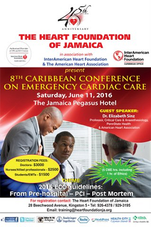 8th Regional Emergency Cardiac Care Conference