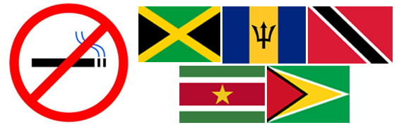 5 countries in the Caribbean have already passed tobacco control legislation