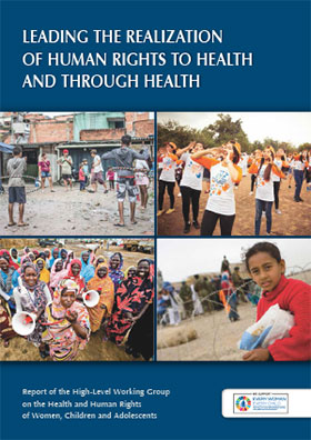 Leading the Realization of Human Rights to Health and Through Health
