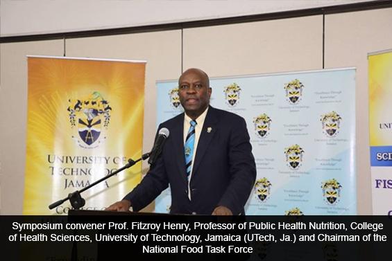 UTech, Jamaica Scientific Symposium