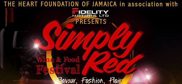 Heart Foundation of Jamaica - Simply Red