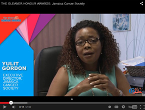 Yulit Gordon Executive Director of the Jamaica Cancer Society