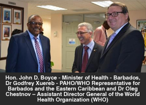 UNIATF on the Prevention and Control of NCDs in Barbados