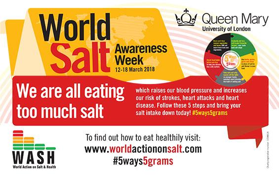 World Salt Awareness Week