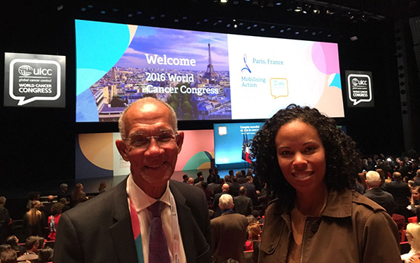 HCC at the World Cancer Conference