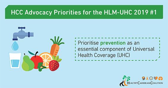 HCC's UHC advocacy priorities #1