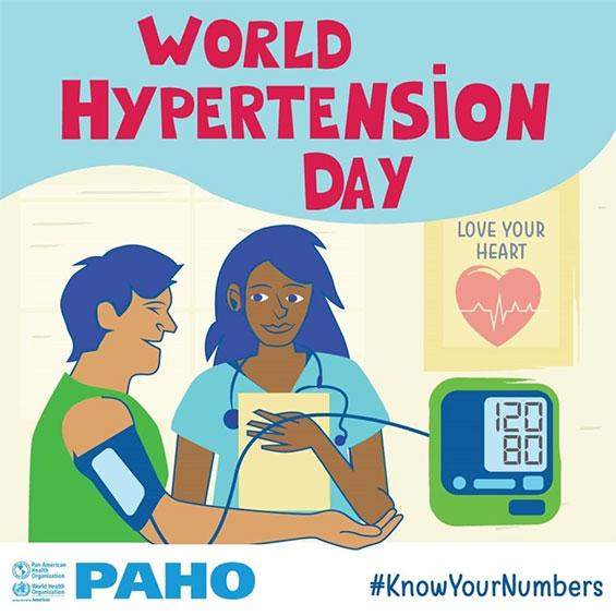 World Hypertension Day, 2019