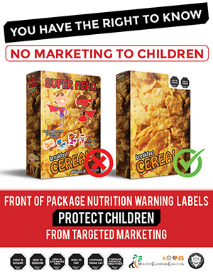 No Marketing to Children