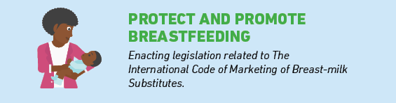 Protect and Promote Breastfeeding