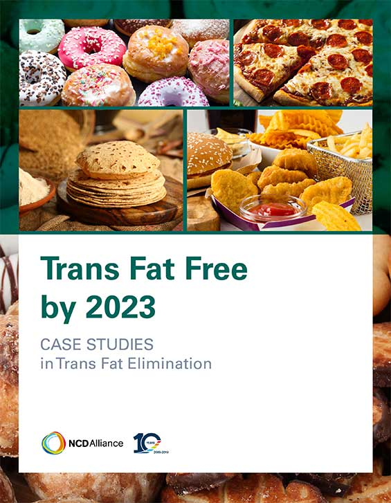 Trans Fat Free by 2023