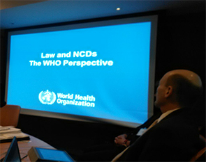 NCDs and the Law Discussed at the UN Headquarters