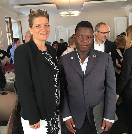 Johanna Ralston, Chief Executive of World Obesity Federation
