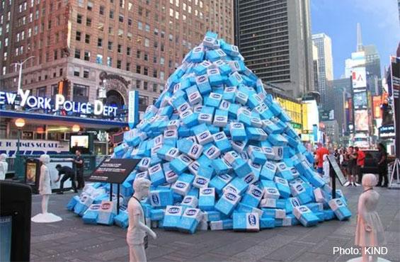45,485 pounds of sugar