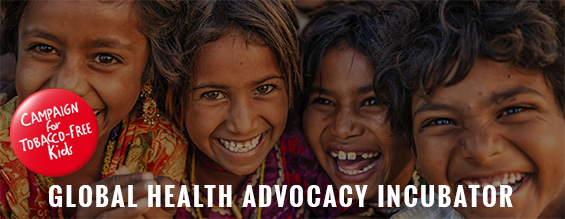 The Global Health Advocacy Incubator (GHAI)