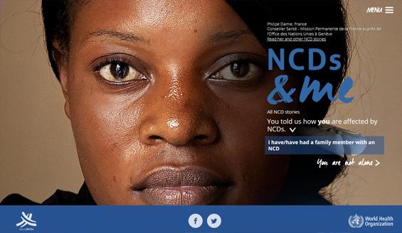 NCDs & Me