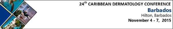 24th Caribbean Dermatology Conference 2015
