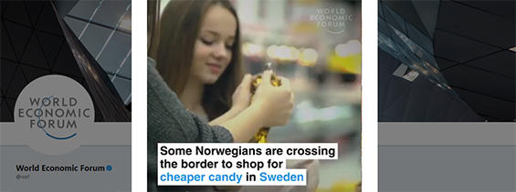 Norwegian Sugar Tax