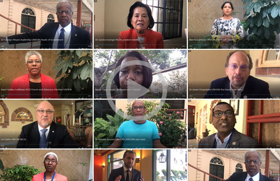 Voices From Across the Caribbean