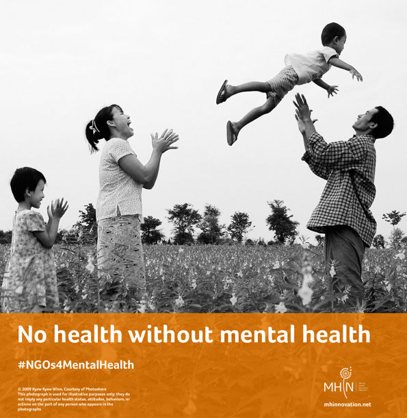 NGO Mental Health Recommendation
