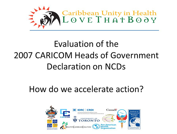All You Need to Know About the Port of Spain Declaration Evaluation in a PowerPoint